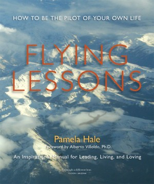 Flying Lessons: How to Be the Pilot of Your Own Life by Pamela Hale from Bookbaby in Motivation category