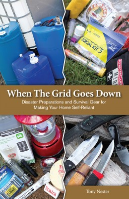 When The Grid Goes Down by Tony Nester from Bookbaby in Lifestyle category