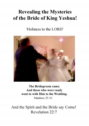Revealing the Mysteries of the Bride of King Yeshua by Richard Aaron Honorof from Bookbaby in Religion category