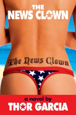 The News Clown by Thor Garcia from Bookbaby in Politics category