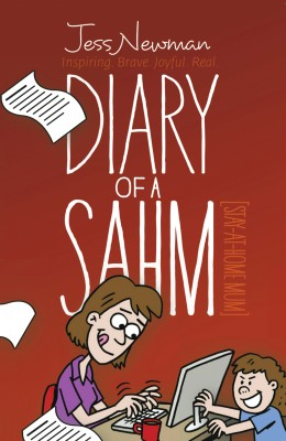 Diary of a Sahm by Jess Newman from Bookbaby in Family & Health category