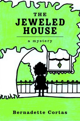 The Jeweled House - A Mystery by Bernadette Cortas from Bookbaby in Teen Novel category