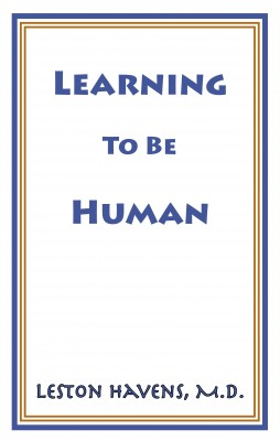 Learning To Be Human by Leston Havens from Bookbaby in General Novel category