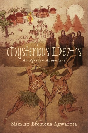 Mysterious Depths by Mimizz Efemena Agwarota from Bookbaby in General Novel category