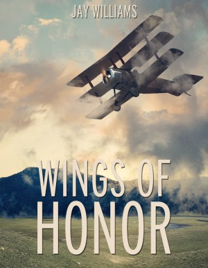 Wings of Honor by Jay Williams from Bookbaby in General Novel category