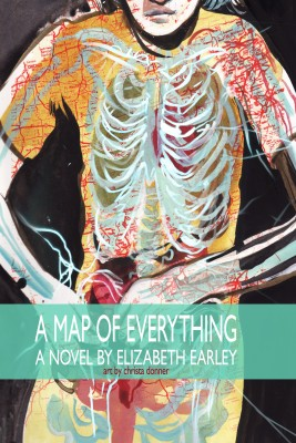A Map of Everything - a novel by Elizabeth Earley from Bookbaby in General Novel category