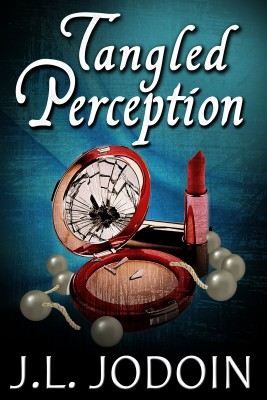Tangled Perception by J.L. Jodoin from Bookbaby in Romance category