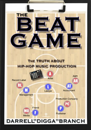 Hip hop decoded from its ancient origins to its modern day matrix the beat game the truth about hip hop production by darrell fandeluxe