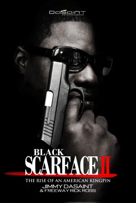 Black Scarface II - The Rise of An American Kingpin by Freeway Rick Ross from Bookbaby in Lifestyle category