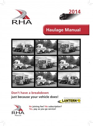 The Road Haulage Manual 2014 by The Road Haulage Association Limited from Bookbaby in Lifestyle category