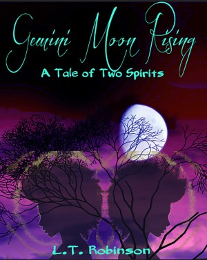 Gemini Moon Rising - A Tale Of Two Spirits by L.T. Robinson from Bookbaby in General Novel category