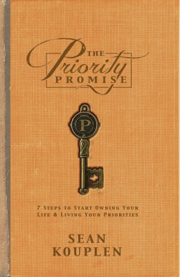 The Priority Promise - 7 Steps to Start Owning Your Life and Living Your Priorities by Sean Kouplen from Bookbaby in Lifestyle category
