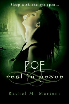 Poe: Rest in Peace by Rachel M. Martens from Bookbaby in General Novel category