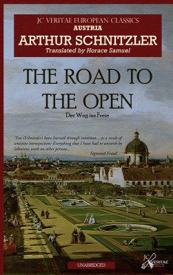 The Road to The Open - JC Verite European Classics by Arthur Schnitzler from Bookbaby in General Novel category