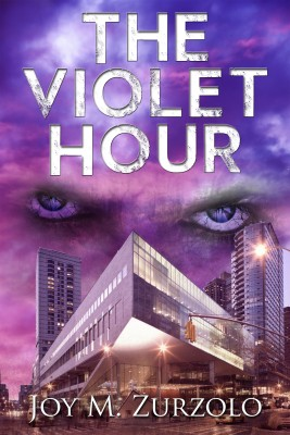 The Violet Hour - A Metaphysical Love Story by Joy M Zurzolo from Bookbaby in Romance category