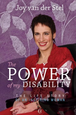 The Power of my Disability - The Life Story of an Inspiring Woman by Joy van der Stel from Bookbaby in Lifestyle category