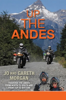 Up the Andes - Travel the Andes from North to South from Top to Bottom by Gareth Morgan from Bookbaby in General Novel category