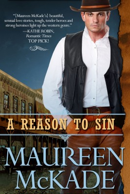 A Reason To Sin by Maureen McKade from Bookbaby in Romance category