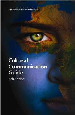 Cultural Communication Guide by Cook Ross Inc from Bookbaby in Finance & Investments category
