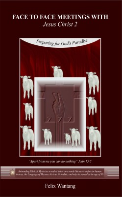 Face to Face Meetings With Jesus Christ 2 - Preparing for God's Paradise by Felix Wantang from Bookbaby in Religion category