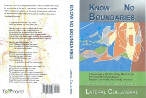 Know No Boundaries - Where Do I Belong? Does Anything Belong to Me? by Lateral Collateral from Bookbaby in General Novel category