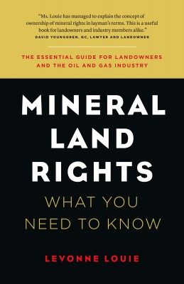 Mineral Land Rights - What You Need to Know by Levonne Louie from Bookbaby in Finance & Investments category