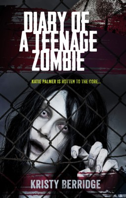 Diary of a Teenage Zombie by Kristy Berridge from Bookbaby in General Novel category