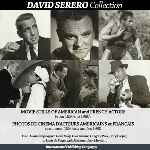 American and French Actors from 1930's to 1980's - Movie Stills of American and French Actors from the David Serero Collection by David Serero from Bookbaby in Engineering & IT category