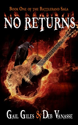 No Returns by Gail Giles from Bookbaby in Teen Novel category