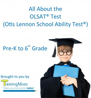 All About the OLSAT® Test - Crash Course for the Otis-Lennon School Ability Test® Pre-K to 8th Grade by Karen Quinn from Bookbaby in General Novel category