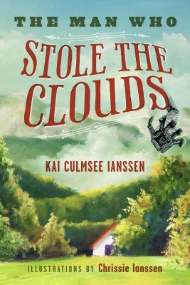 The Man Who Stole the Clouds by Kai Culmsee Ianssen from Bookbaby in Teen Novel category