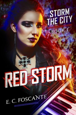 Red Storm - Storm the City, Book One by E. C. Foscante from Bookbaby in General Novel category