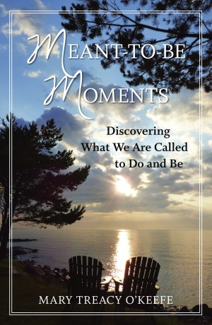 Meant-to-Be Moments - Discovering What We Are Called to Do and Be by Mary Treacy O'Keefe from Bookbaby in Religion category