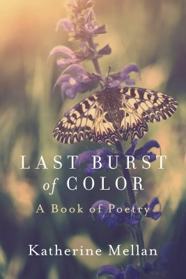 Last Burst of Color - A Book of Poetry by Katherine Mellan from Bookbaby in General Novel category