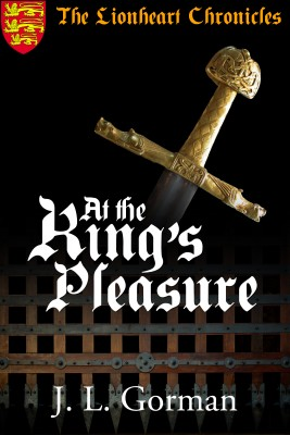 At the King's Pleasure by JL Gorman from Bookbaby in Romance category