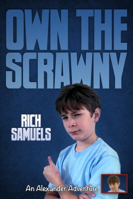 Own the Scrawny by Rich Samuels from Bookbaby in Business & Management category