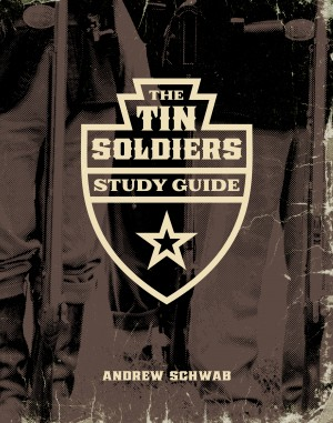 The Tin Soldiers Study Guide by Andrew Schwab from Bookbaby in Religion category