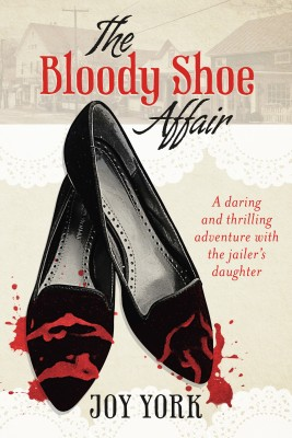 The Bloody Shoe Affair by Joy York from Bookbaby in Teen Novel category