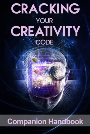 Cracking Your Creativity Code Companion Handbook by Jim Wooden from Bookbaby in Motivation category