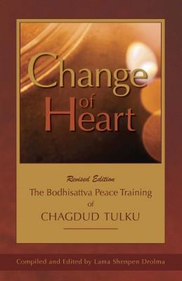 Change of Heart by Lama Shenpen Drolma from Bookbaby in Religion category