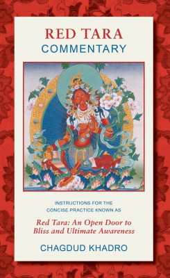 Red Tara Commentary by Chagdud Khadro from Bookbaby in Religion category