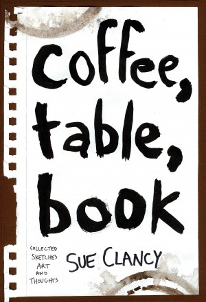 Coffee, Table, Book by Sue Clancy from  in  category
