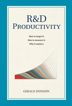 R&D Productivity by Gerald Dundon from Bookbaby in Business & Management category