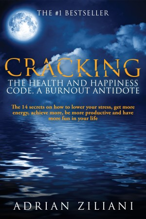 Cracking the Health and Happiness Code, A Burn Out Antidote by Adrian Ziliani from Bookbaby in Religion category