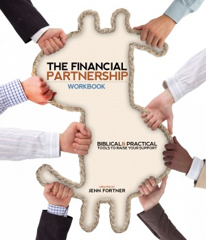 The Financial Partnership Workbook by Jenn Fortner from Bookbaby in Religion category