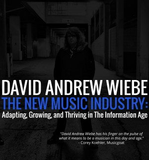 The New Music Industry by David Andrew Wiebe from  in  category