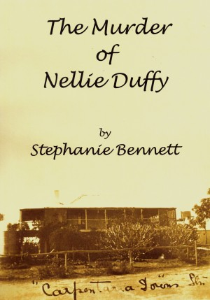 The Murder of Nellie Duffy by Stephanie Bennett from Bookbaby in True Crime category