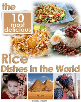 The 10 Most Delicious Rice Dishes in the World by Amina Suleiman from  in  category