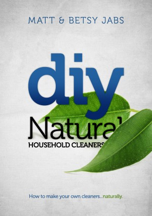 DIY Natural Household Cleaners by Betsy Jabs from Bookbaby in Family & Health category
