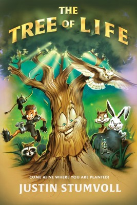 The Tree of Life by Justin Stumvoll from Bookbaby in Teen Novel category